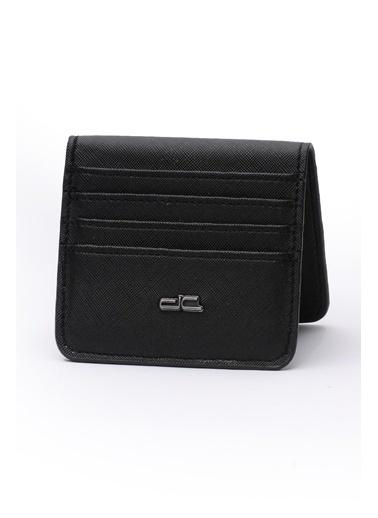 Deri Company Erkek Basic Kartlık Siyah (29 S) 114001 Siyah